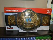 WWE Championship Winged Eagle Mattel Kids Belt
