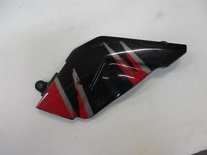 1. Suzuki Gsx-R 1100 W GU75C Fairing Right Frame Panel Black