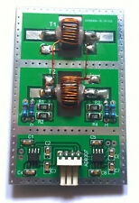 SWR Power meter HF RF bridge board with AD8307 2-50 Mhz  for LDMOS TUBE amp