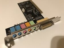 Sabrent SBT-SP6C - sound card SBT-SP6C SBTSP6C