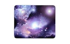 Purple Space Nebula Mouse Mat Pad - Stars Solar System Fun Gift Computer #13246