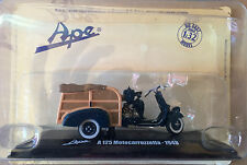 "STERBEN CAST "" A 125 BEIWAGEN - 1948 "" APE COLLECTION SKALA 1/32"
