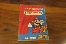 Catalogue Advertising Nintendo Collection 91/92