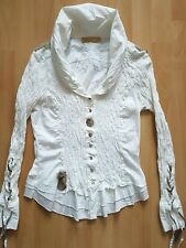 PIRO Elisa Cavaletti * Klaus Berggreen Bluse  - Gr. S - Made in Italy