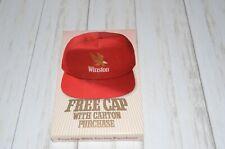 Winston Cigarettes Hat Cap Vintage
