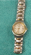 Ladies Citizen Eco-Drive WR 100 with date works!!!!!!!!!!!!