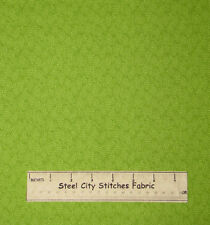 Riverwoods Farm Doodles Blender Coordinate Green Patterned Cotton Fabric YARD