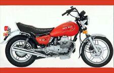 CATALOGO RICAMBI ORIGINALI MOTO GUZZI V 35 C - V 50 C 350 1982-1986