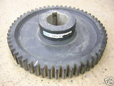"""MARTIN 54 TOOTH 2 15/16"""" BORED STEEL SPUR GEAR"""
