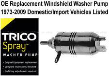 Windshield / Wiper Washer Fluid Pump (a) - Trico Spray 11-510