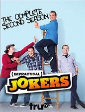 IMPRACTICAL JOKERS: SEASONS 1 AND 2 - DVD - Region 1