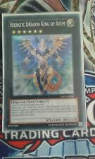 Hieratic Dragon King of Atum GAOV-EN047 Super Rare Mint Condition