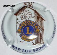 Capsule de Champagne:  Extra !!! LIONS CLUB , Bar sur Seine !!!