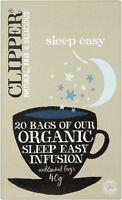 Clipper Organic Sleep Easy Infusion Tea (4x20 Bags)