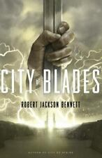 The Divine Cities: City of Blades 2 by Robert Jackson Bennett (2016, Paperback)