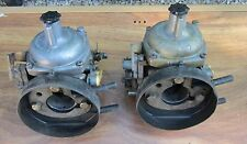 Volvo B18 B20 (?) Stromberg 175 CD Carburetor Carb Pair (2) Triumph MG Used Orig