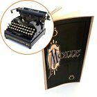 MOLLE No.3 TYPEWRITER INSTRUCTION MANUAL Antique Reproduction Schreibmaschine