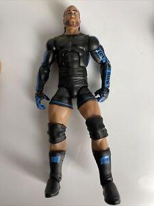 WWE 2010 MVP Elite 1 Mattel Action Figure
