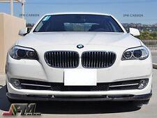 11-16 BMW F10 520i 528i 535i 550i Sedan Carbon Fiber HM Style Front Bumper Lip