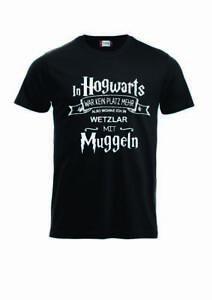 "Harry Potter - Fan Shirt - "" In Hogwarts war kein Platz mehr"""