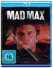MAD MAX (Mel Gibson) Blu-ray Disc NEU+OVP uncut!