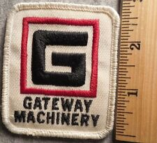 GATEWAY MACHINERY PATCH (CONSTRUCTION EQUIPMENT)