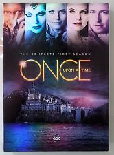 ONCE UPON A TIME the complete first season   DVD NEW