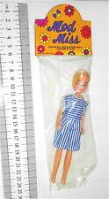 MOD MISS 70s Jaeger Hong Kong Mini Fashion doll - mini bambola tipo Topper