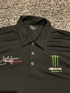 NHRA Brittany Force Monster Energy Team Issued OGIO Shirt -  Size XL