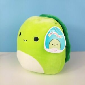 """💝NEW💝 Squishmallow 8"""" Henry Green Turtle 🐢 Soft Plush NWT SPRING-SUMMER"""