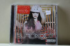Britney Spears Blackout CD Album Royal Mail 1st Class FAST & FREE