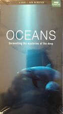 Oceans -Unravelling the mysteries of the deep  - 4 DVD