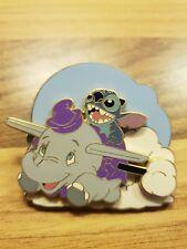 Stitch Adventure Dumbo Disney Pin Trading Pin Le 1800