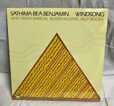 Sathima Bea Benjamin Windsong LP Ekapa Blackhawk Sealed Spiritual Jazz Vinyl