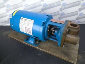 BURKS 37CT7M-FE Turbine Pump and Franklin Electric Motor 3/4 HP (NEW OLD STOCK)