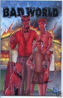 Bad World 2001 series # 2 near mint comic book