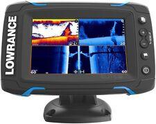 Lowrance elite 5 ti Touch 83/200 455/800 kHz HDI donantes buscador de peces buscador GPS