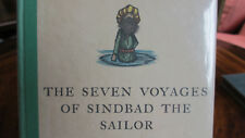 1939 Seven Voyages of Sindbad The Sailor~Broadside Press~Philip Reed Illustrated