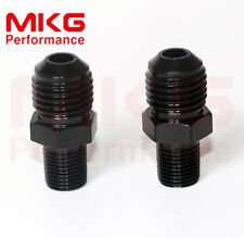 Reducer Fuel fittings MetricThread Adaptor Male AN10 To 3/8 female NPT Tank  2PS