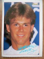 STEFAN EDBERG * --- BRAVO - Autogrammkarte 235 K