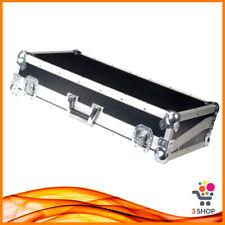 Flight Case mixer DMX custodia rigida in alluminio valigetta dj per trasporto