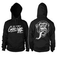 Official Licensed Gas Monkey Garage (GMG) Dallas Texas Hoodie S-XXL Sizes(Black)