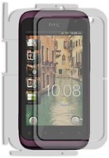 Skinomi Transparent Phone Clear Full Body Protector Film Cover for HTC Rhyme
