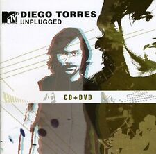 Diego Torres - MTV Unplugged (CD+DVD) [New CD] Argentina - Import