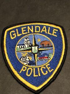 Glendale Police Department Shoulder Patch