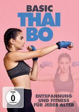remise en forme DVD Basic Thai Bo Détente et remise en forme pour chaque age