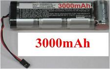 Batterie 8.4V 3000mAh type SC3000/D47/Futuba-3P Pour Generic Futuba-3P