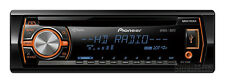 PIONEER DEH-X55HD CD AUX MP3 USB IPOD PANDORA PLAYER HD RADIO CAR RECEIVER 1 DIN