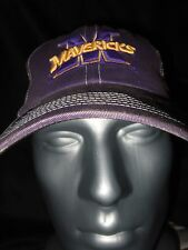 Mankato State University MSU Mavericks Camo Hat Cap Top of the World M/L NCAA