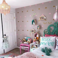 Vinyl Clouds Wall Stickers Removable Wallpaper Nursery Kids Baby Art Decorations